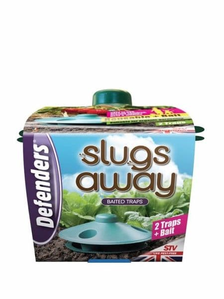 Defenders Slug Traps - Twin Pack